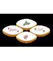 Boite Noël  n°1 - 4 Calissons